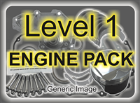 Clio Sport 197 / 200 Performance Engine Build Pack (Level 1)