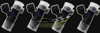 STD Megane RS 225 / 230 480cc Fuel Injector(s)