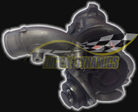 Megane Sport RS Hybrid Turbocharger Level 1