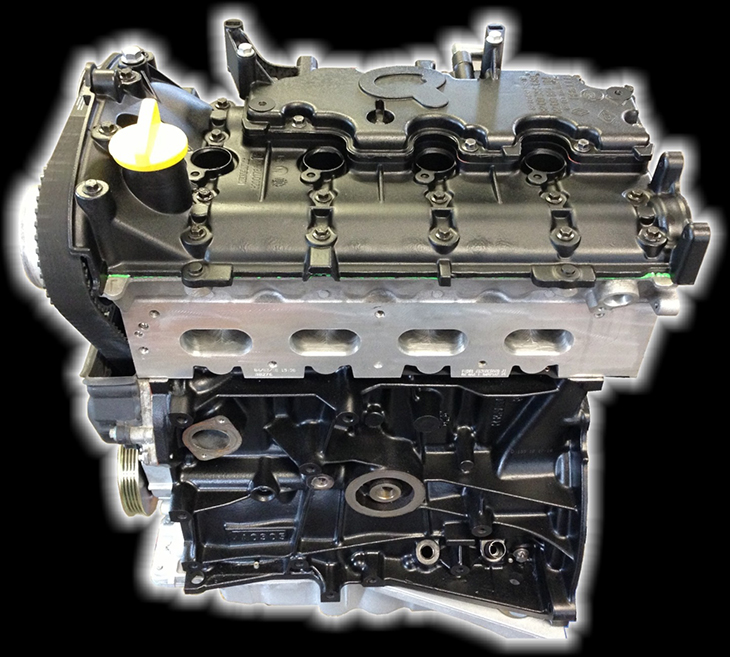 Engine Build Services