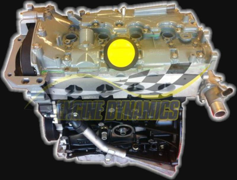 Megane Sport Performance Engine Build (Level 1)