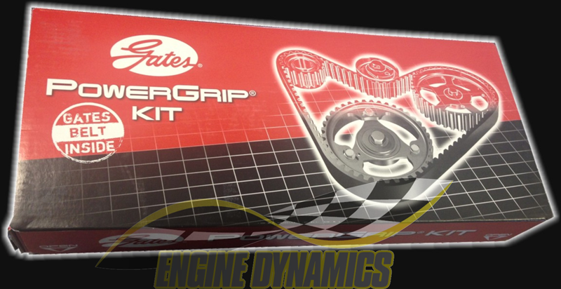 Gates Powergrip Timing Belt Kit (F7R & F7P)