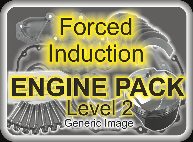 Clio Sport Forced Induction Engine Build Pack (Level 2)