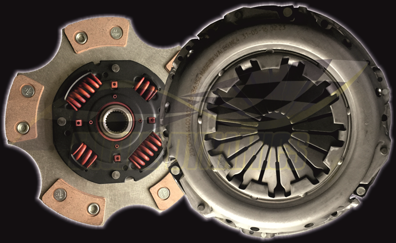 Transmission: Uprated Paddle Clutch Kit (5 Puck)