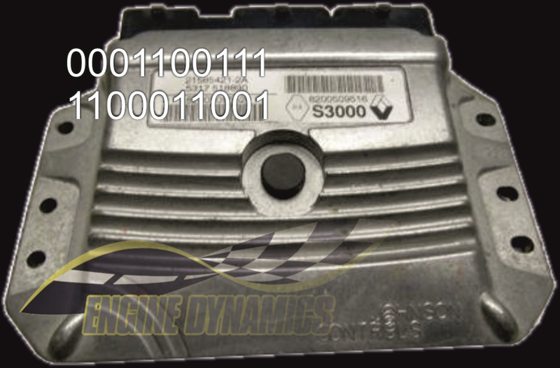 ECU Immobilser Code Transfer Clio & Megane (Sagem 3000)