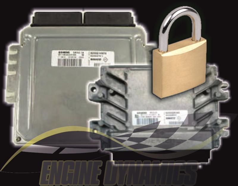 Clio 172 / 182 ECU Tuner Lock Removal