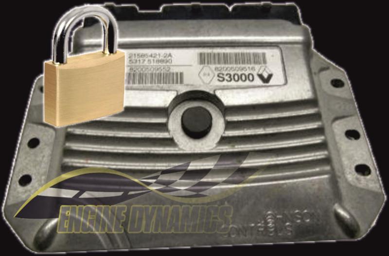 ECU OBD Tuner Lock Removal Clio & Megane (Sagem 3000)