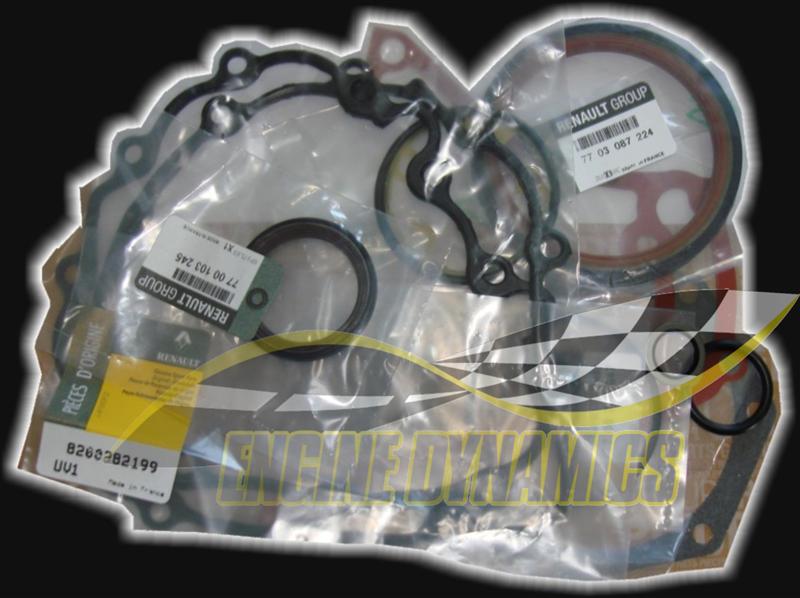 Lower Engine Gasket / Seal Set
