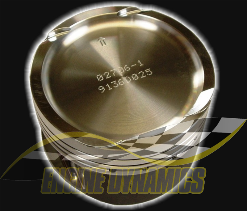 Renault Megane Sport 2.0 16v RS Forged Piston Set Turbo 8.0:1 & 8.5:1