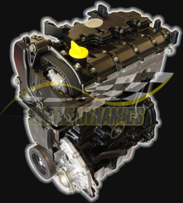Clio Sport Forced Induction Engine Build (Level 2)