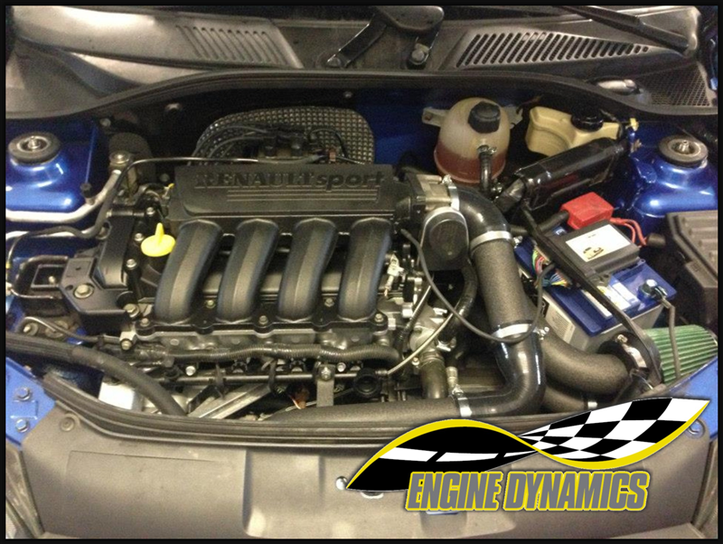 Performance Packages: Clio Sport 172 / 182 Turbo Conversion