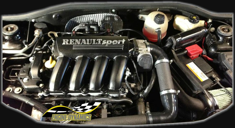 Performance Packages Clio Sport 172 182 Turbo Conversion Kit 230 BHP