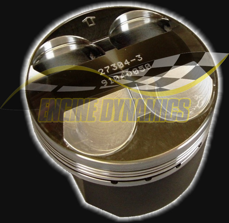 Renault Clio / 19 1.8 16v (16s) Forged Piston Set Grp. A 12.0:1