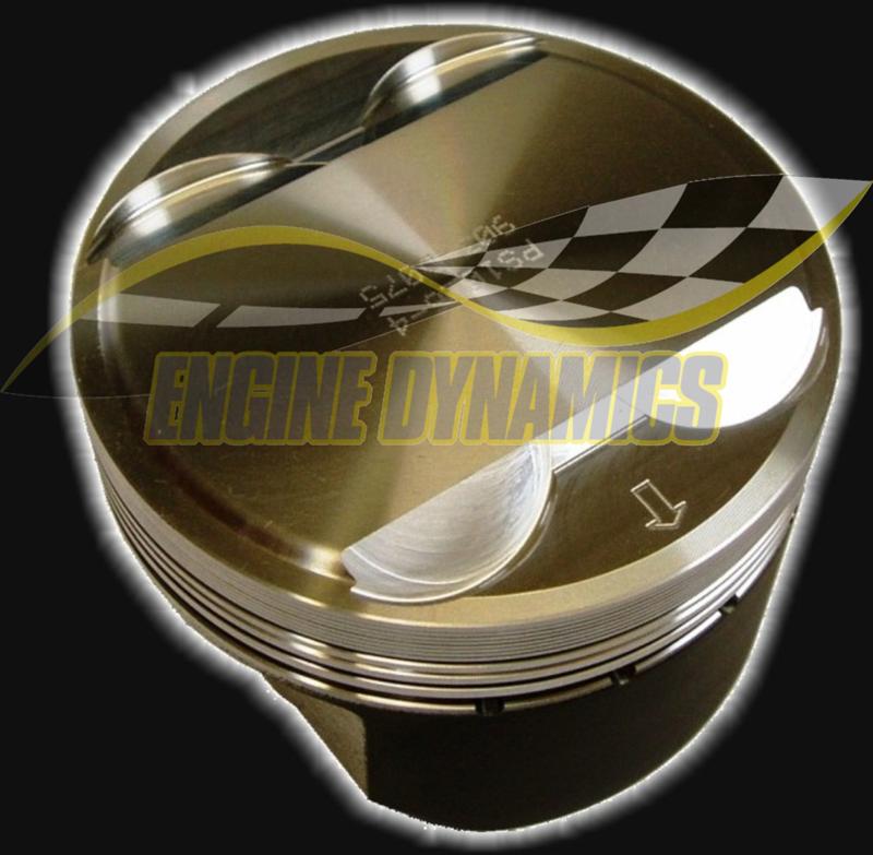 Renault Clio Williams / Megane 2.0 16v (16s) Forged Piston Set 11.2:1