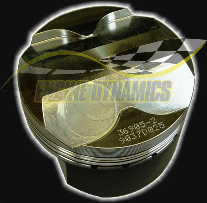 Renault Clio Williams / Megane 2.0 16v (16s) Forged Piston Set Grp.A 12.5:1