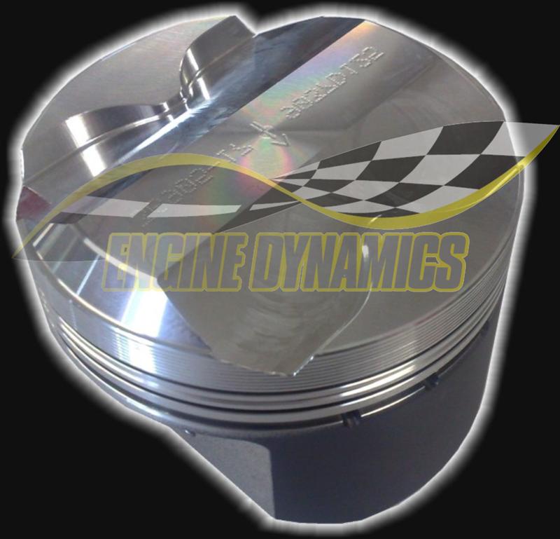 Renault Clio Williams / Megane 2.0 16v (16s) Forged Piston Set